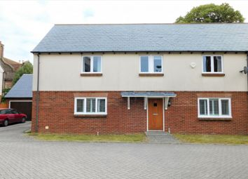 Thumbnail 4 bed semi-detached house for sale in Old Rectory Mews, Hamworthy, Poole