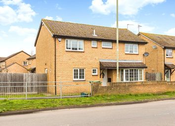 Thumbnail 4 bed detached house for sale in Peachcroft Road, Abingdon, Oxon