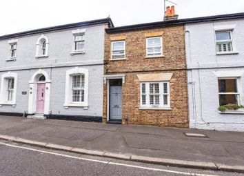 Thumbnail 3 bed terraced house for sale in Station Road, Hampton