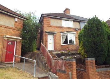 Thumbnail 3 bedroom semi-detached house for sale in Colindale Road, Kingstanding, Birmingham, West Midlands