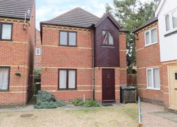 Thumbnail 3 bed detached house for sale in Elizabeth Court, Sleaford