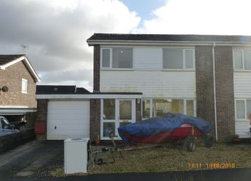 3 bed property for sale in Fforest Fach, Tycroes, Ammanford, Carmarthenshire. SA18