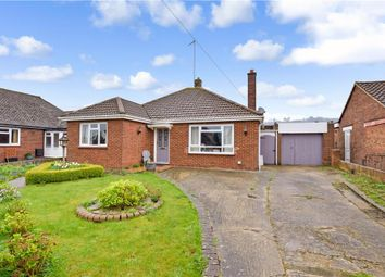Thumbnail 2 bed detached bungalow for sale in Hockers Close, Detling, Maidstone, Kent