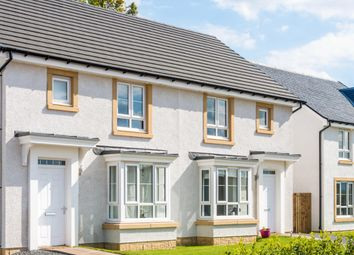 "Thumbnail 3 bed semi-detached house for sale in ""Edzell"" at Ryndale Drive, Dalkeith"