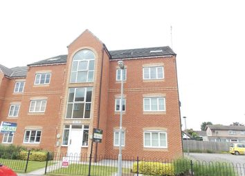 Thumbnail 2 bed flat for sale in Redhill Park, Kingston Upon Hull