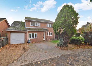 Thumbnail 4 bed detached house for sale in Stody Drive, South Wootton, King's Lynn
