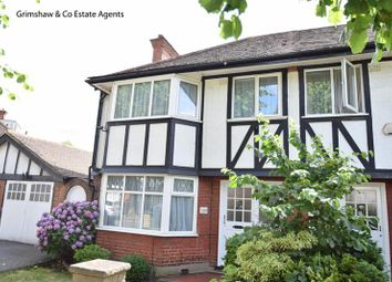 Thumbnail 3 bed end terrace house for sale in Tudor Gardens, Hanger Hill Garden Estate, West Acton, London
