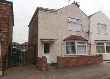 Thumbnail 3 bedroom terraced house for sale in Rensburg Street, Hull
