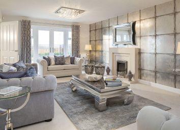 "Thumbnail 5 bed detached house for sale in ""Stowe"" at Carters Lane, Kiln Farm, Milton Keynes"