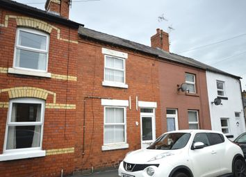 Thumbnail 2 bedroom terraced house to rent in Albert Road, Oswestry