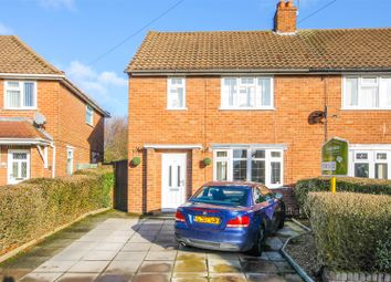 Thumbnail 2 bed semi-detached house for sale in Mountbatten Road, Walsall