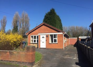 Thumbnail 2 bed bungalow for sale in St. Johns Road, Cannock, Staffordshire
