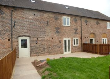 Thumbnail 3 bed barn conversion to rent in Manor Farm, Manor Road, Madeley