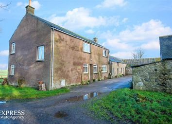 Thumbnail 4 bed detached house for sale in Lonmay, Fraserburgh, Aberdeenshire