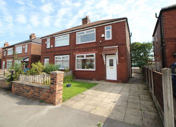 Thumbnail 2 bed semi-detached house for sale in Dalkeith Road, Reddish, Stockport