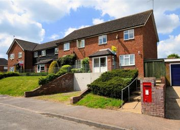 Thumbnail 3 bed end terrace house for sale in Duck Lane, Thornwood, Epping
