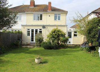 Thumbnail 3 bed semi-detached house for sale in Addiscombe Road, Weston-Super-Mare, Somerset