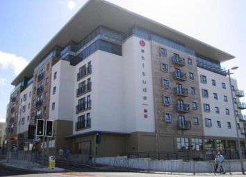 Thumbnail 2 bed flat to rent in Latitude 52, Albert Road, Stoke, Devon.