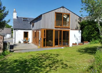 Thumbnail 4 bedroom detached house for sale in Rowan Cottage, 10 School Brae, Haugh Of Urr