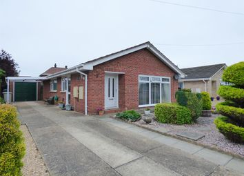 Thumbnail 3 bed bungalow for sale in Christopher Close, Louth
