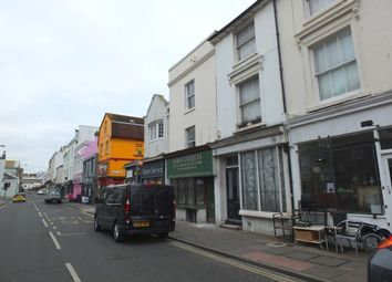 Thumbnail 1 bed flat to rent in Upper St James's Street, Basement Flat, Brighton