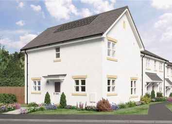 "Thumbnail 3 bed mews house for sale in ""Darwin B"" at Mayfield Boulevard, East Kilbride, Glasgow"