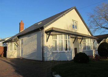 Thumbnail 3 bed detached bungalow to rent in Pontypridd Road, Barry, Vale Of Glamorgan