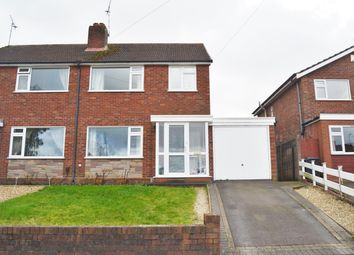 Thumbnail 3 bed semi-detached house for sale in Hopyard Close, Lower Gornal