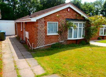 Thumbnail 2 bedroom detached bungalow to rent in Buckden, Wilnecote, Tamworth