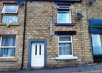 Thumbnail 2 bed terraced house to rent in 195 High Street East, Glossop