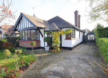 Thumbnail 3 bedroom detached bungalow for sale in Broadclyst Gardens, Southend-On-Sea