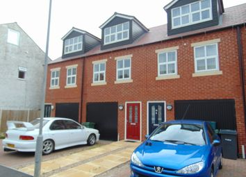 Thumbnail 2 bed terraced house to rent in West View Court, St. Austins Drive, Carlton, Nottingham