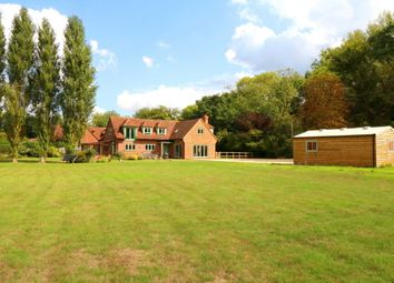 Thumbnail 5 bed detached house to rent in Weston Road, Aston Clinton, Aylesbury