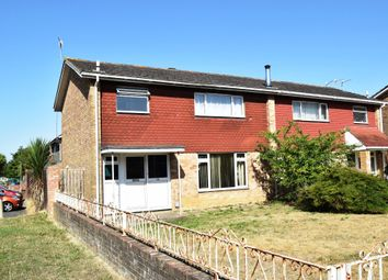Thumbnail 4 bed end terrace house to rent in Christopher Crescent, Poole