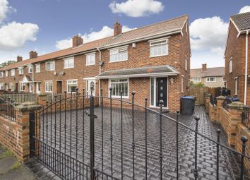 Thumbnail 3 bed terraced house for sale in Windleston Drive, Middlesbrough