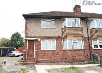 2 bed maisonette for sale in Fulham Close, Uxbridge, Greater London UB10