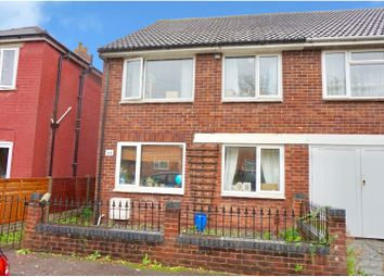 Thumbnail 3 bed semi-detached house for sale in Malvern Road, Kingsholm, Gloucester