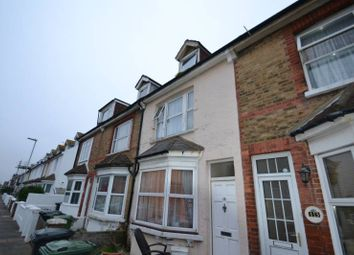 Thumbnail 3 bed terraced house for sale in Bexhill Road, Eastbourne