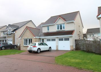 Thumbnail 4 bed detached house for sale in 2, Glen Affric Court, Dumbarton, West Dunbartonshire