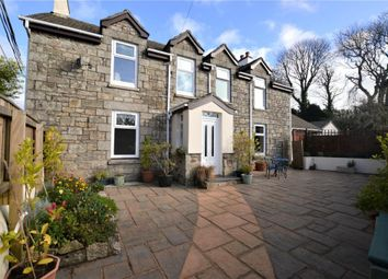 Thumbnail 4 bed detached house for sale in Stennack, Troon, Camborne, Cornwall