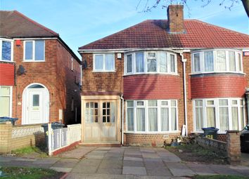 Thumbnail 3 bed semi-detached house to rent in Sandringham Road, Great Barr