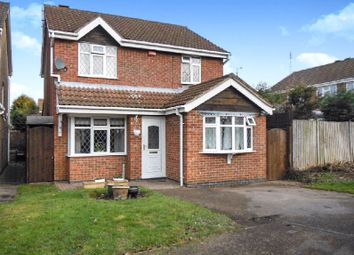 Thumbnail 4 bed detached house to rent in Pawley Close, Whetstone, Leicester, Leicestershire