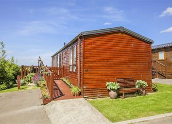 Thumbnail 2 bed mobile/park home for sale in Pendle View, Gisburn, Clitheroe