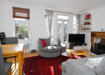 Thumbnail 2 bedroom maisonette to rent in Oxford Avenue, Wimbledon Chase