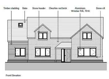 Thumbnail 3 bed detached house for sale in Marton, Macclesfield, Cheshire