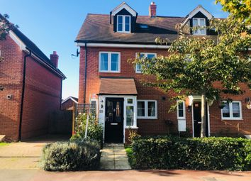 Thumbnail Semi-detached house to rent in Collington Road, Aylesbury