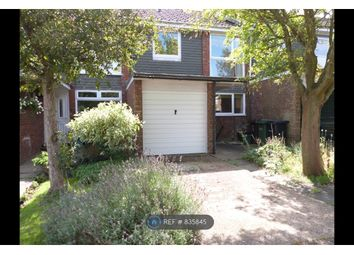 Thumbnail 3 bed terraced house to rent in Thornbury, Harpenden