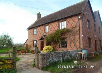 Thumbnail 6 bed detached house to rent in Strete Raleigh, Nr Whimple, Devon