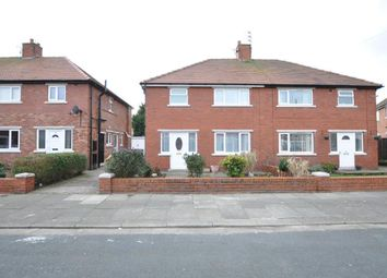 Thumbnail 3 bed semi-detached house for sale in Harwood Avenue, St Annes, Lancashire