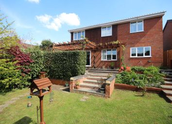 Thumbnail 4 bed detached house for sale in Greenham Wood, Bracknell